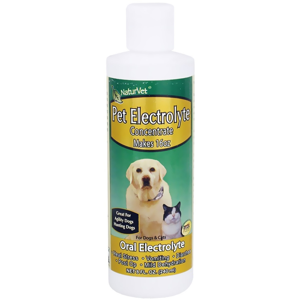 NaturVet Pet Electrolyte Concentrate (8 oz)