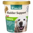 NaturVet® Bladder Support Plus Cranberry for Dogs (60 Soft Chew)