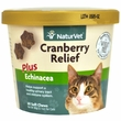 NaturVet Cranberry Relief Plus Echinacea for Cats (60 Soft Chew)