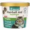 NaturVet® Hairball Aid Supplement Plus Pumpkins (60 Soft Chews)