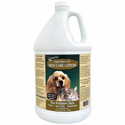 Hot Spot Spray Or Cleaning Supllies For Dogs