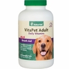 NaturVet VitaPet Adult Vitamins & Minerals (60 chewable tablets)