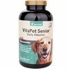 NaturVet VitaPet Senior with Glucosamine (180 Chewable Tablets)