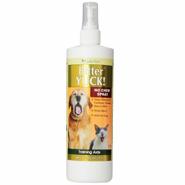 NaturVet YUCK! No Chew Spray (16 oz.)