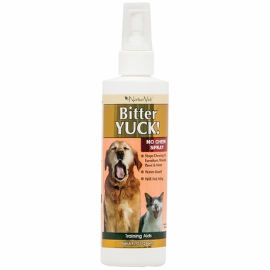 NaturVet YUCK! No Chew Spray (8 oz.)