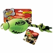 Nerf Dog Football Fling Slinger - Green/Black