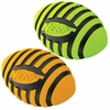 Nerf™ Dog Spiral Squeak Football - Small (3.5 in)