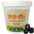 NEW Pill-Os Tasty Pilling Treats Chicken SMALL (30 Count)
