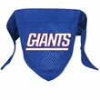 New York Giants Dog Bandana - Large