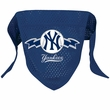 New York Yankees Dog Bandana - Large