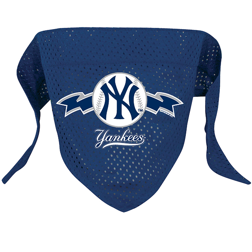 New York Yankees Dog Bandanas