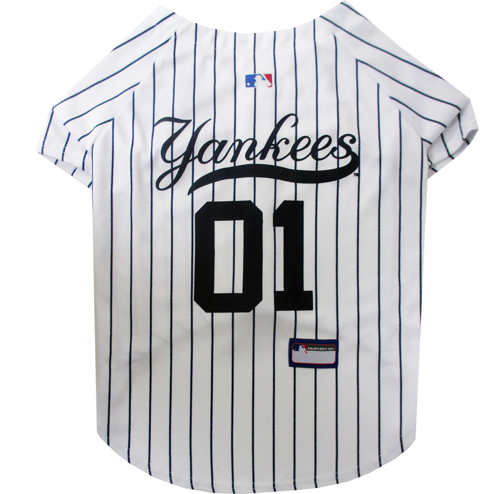 New York Yankees Dog Jerseys