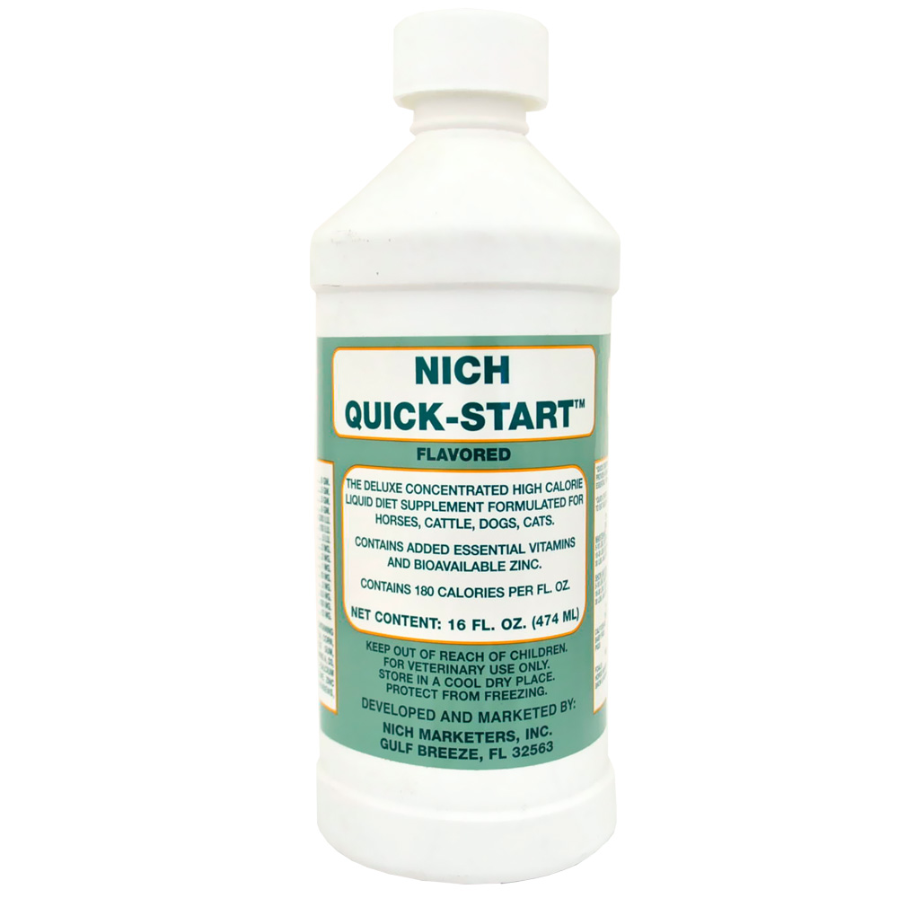 Nich Quick-Start Liquid (16 oz)