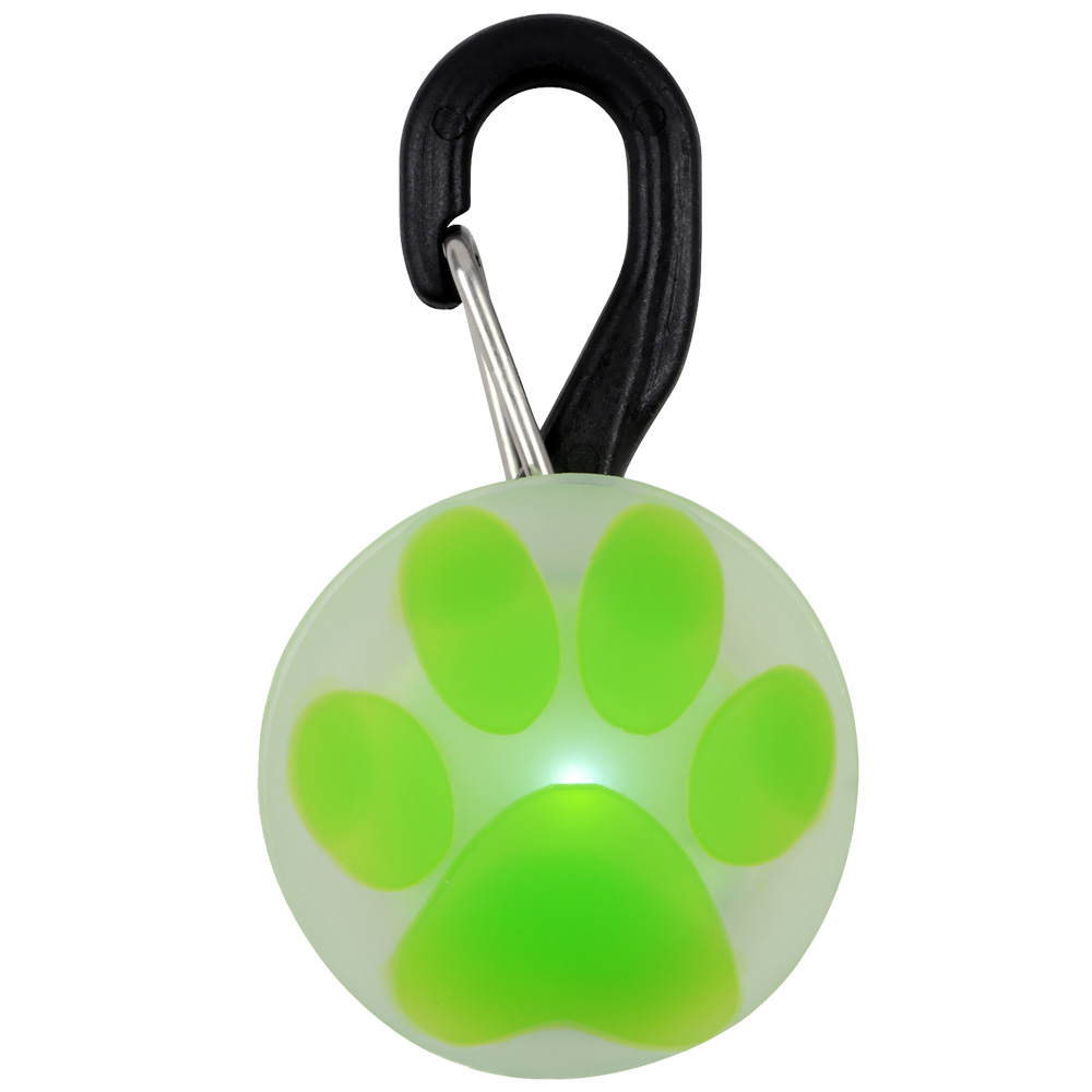 Nite Ize PetLit LED Collar Light - Paw