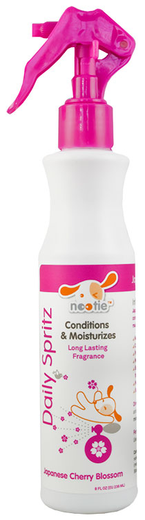Nootie Daily Spritz Conditions & Freshens - Japanese Cherry Blossom (8 oz)