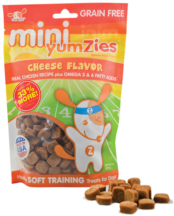 Nootie Mini yumZies - Cheese (8 oz)