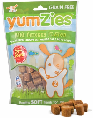 Nootie yumZies - Barbecue Chicken (8 oz)