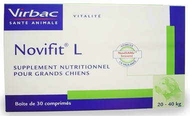 Novifit L (30 Tablets) 400 mg