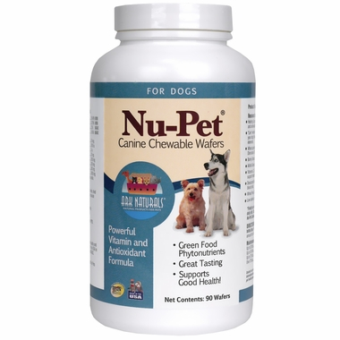 Nu-Pet Canine Chewable Wafers (90 Ct.)
