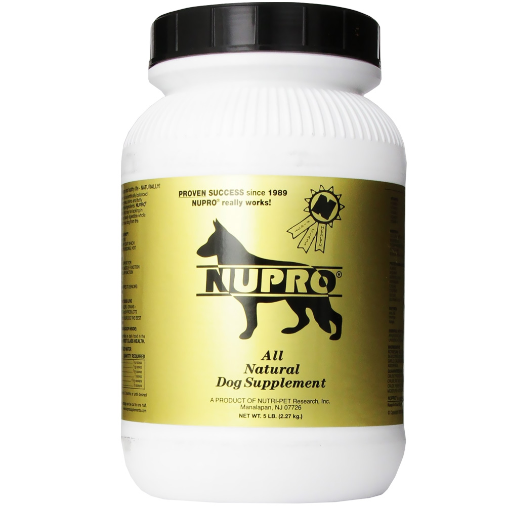 NUPRO (5 lbs) for Dogs