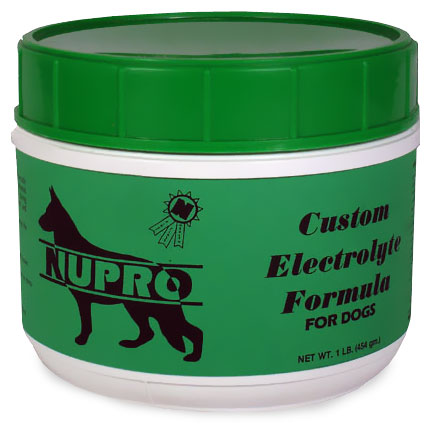 NUPRO Custom Electrolyte Formula for Dogs (1 lb)