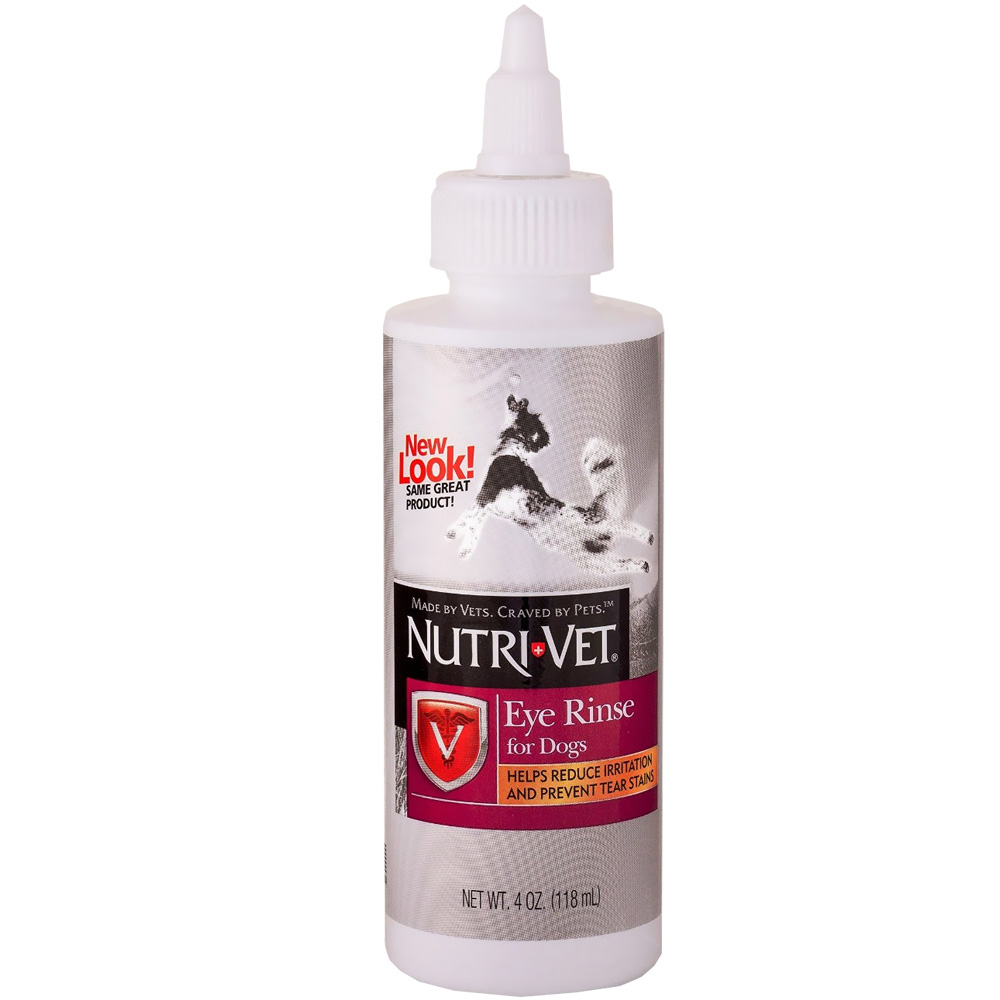 Nutri-Vet Eye Cleanse for Dogs (4 oz)