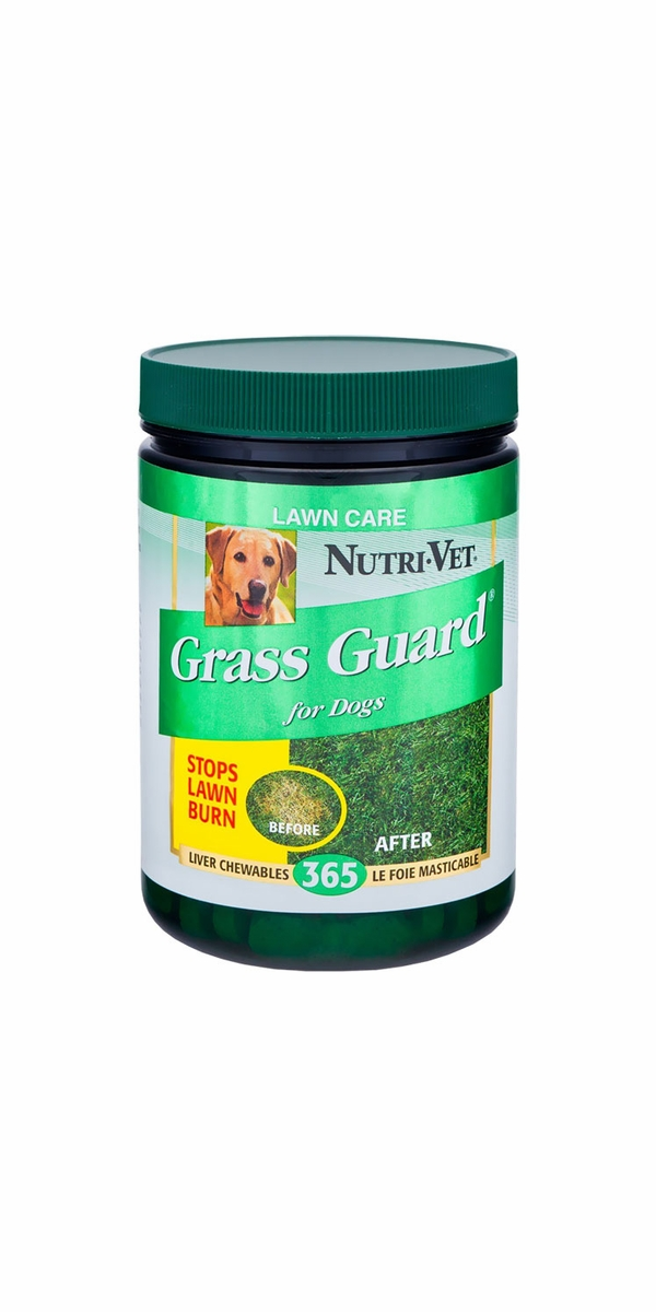 Nutri-Vet Green Grass for Dogs (365 Chewables)