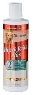 Nutri-Vet Hip & Joint Plus for Dogs (8 oz)