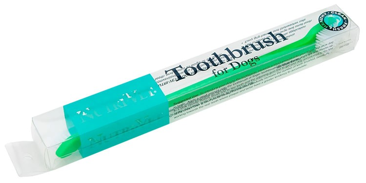 Nutri-vet Toothpastes and Toothbrushes