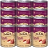 Nutro Max Chicken, Lamb & Rice - Adult Dog (12x12.5oz)