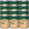 Nutro Max Chicken, Rice & Turkey - Adult Dog (12x12.5oz)