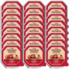 Nutro Natural Choice Beef & Potato - Adult Dog (24x3.5oz)