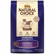 Nutro Natural Choice Grain Free Venison & Potato - Adult Dog (4 lb)