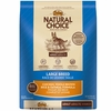 Nutro Natural Choice Large Breed Chicken, Whole Brown Rice & Oatmeal - Adult Dog (15 lb)