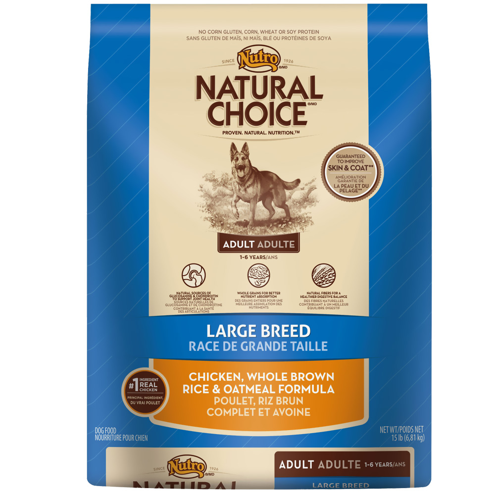 Large Breed Dog Food NUTRO