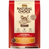 Nutro Natural Choice Large Breed Chicken, Whole Brown Rice & Oatmeal - Senior Dog (15 lb)