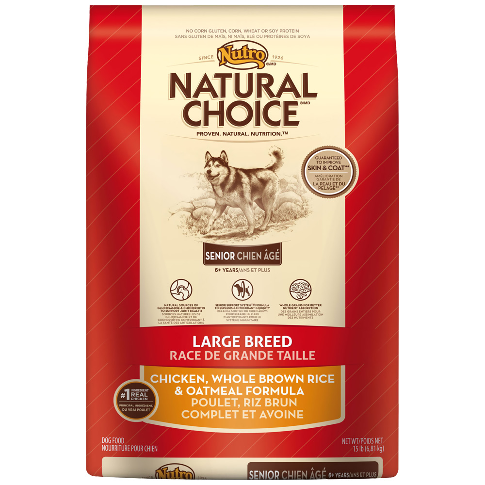 Nutro Large Breed Dog Food Review