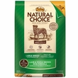Nutro Natural Choice Large Breed Lamb & Whole Brown Rice - Adult Dog (15 lb)