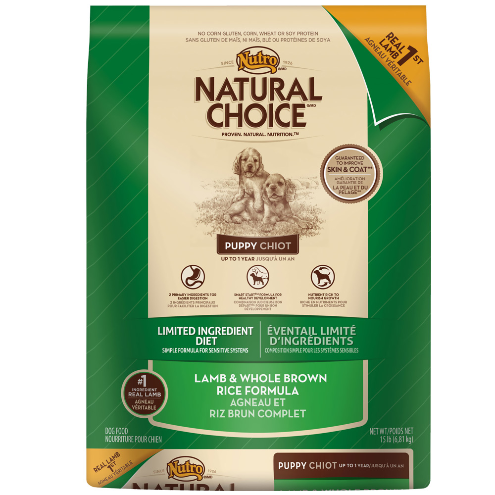 Nutro Natural Choice Lamb Review