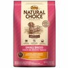 Nutro Natural Choice Small Breed Chicken, Whole Brown Rice & Oatmeal - Adult Dog (4 lb)