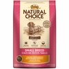 Nutro Natural Choice Small Breed Chicken, Whole Brown Rice & Oatmeal - Adult Dog (8 lb)