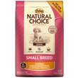 Nutro Natural Choice Small Breed Chicken, Whole Brown Rice & Oatmeal - Senior (4 lb)