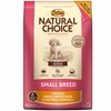 Nutro Natural Choice Small Breed Chicken, Whole Brown Rice & Oatmeal - Senior (8 lb)