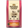 Nutro Natural Choice Small Breed Weight Management Chicken, Whole Brown Rice & Oatmeal - Adult Dog (4 lb)