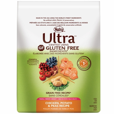 Nutro Ultra Small Breed Gluten Free Chicken Adult Dry Dog Food (22 lb)