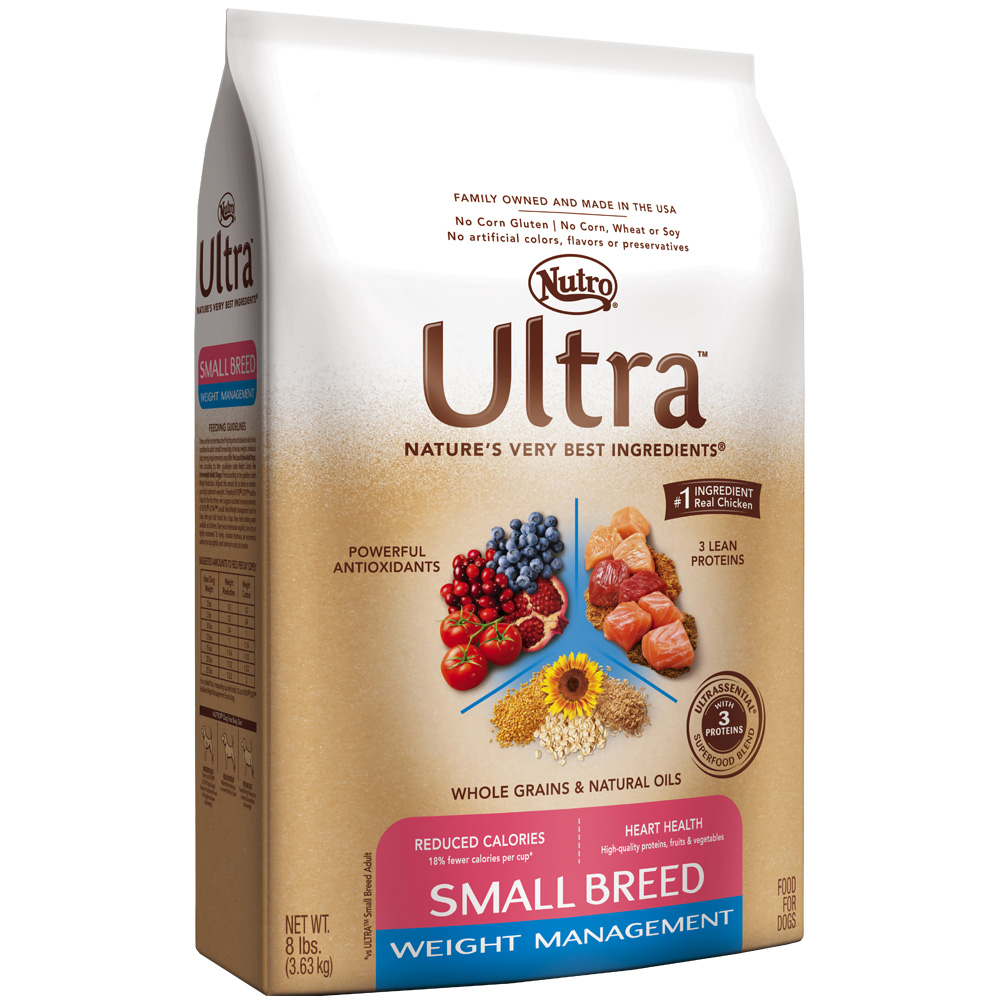 Nutro Ultra Small Breed Weight Management (8 lb)