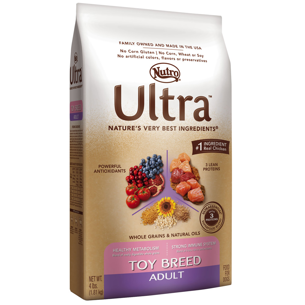 Nutro Ultra Small Breed Weight Management Dry Dog Food