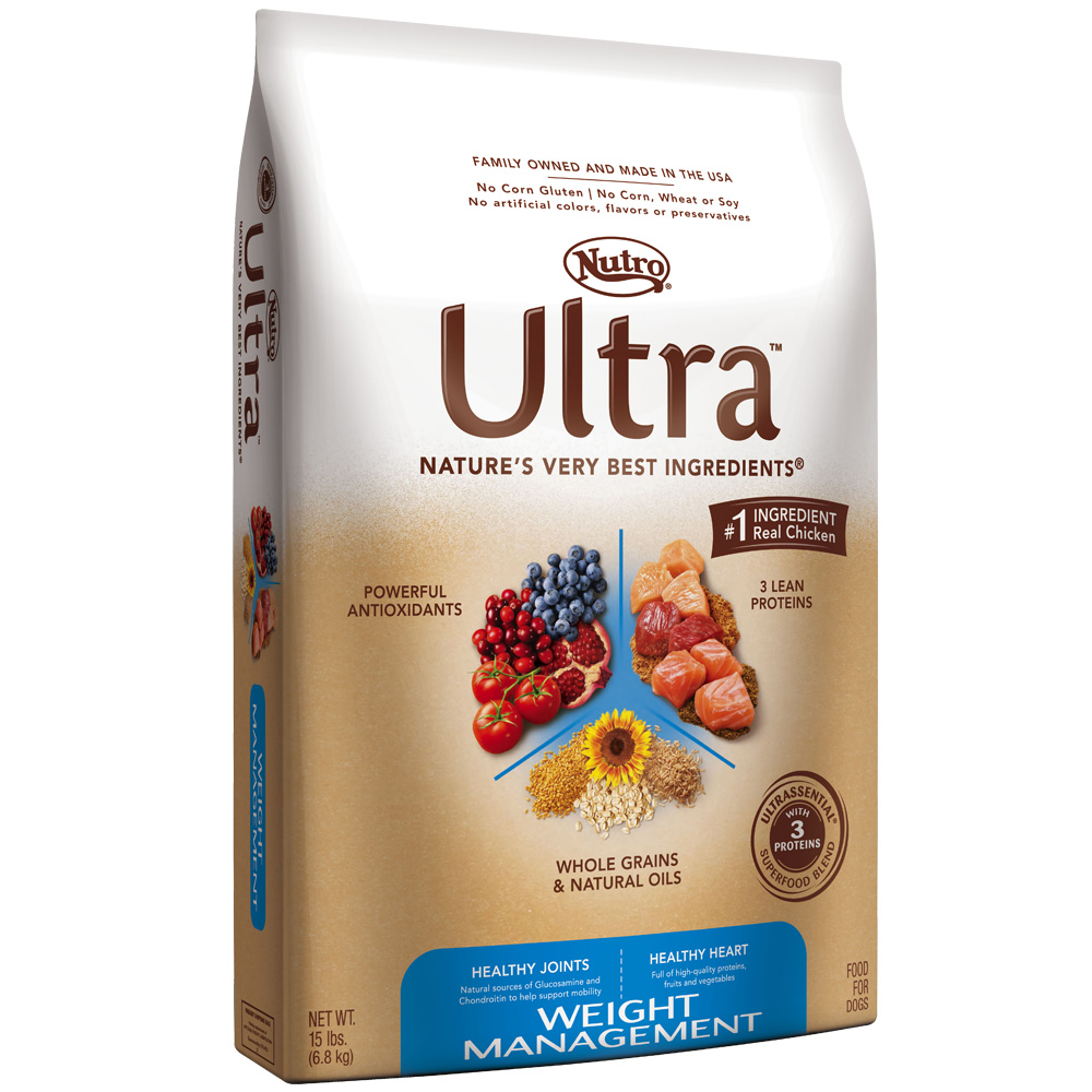 Nutro Weight Management Dog Food