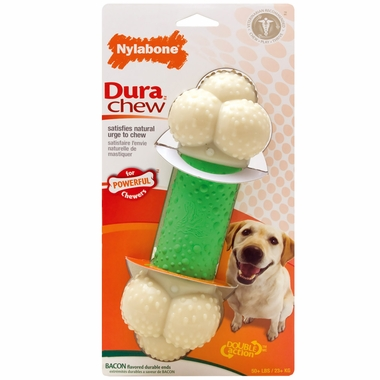 Nylabone Double Action Chew - SOUPER (9