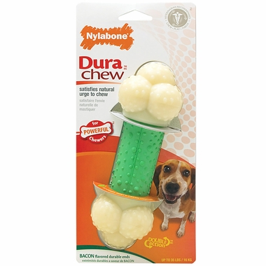 Nylabone Double Action Chew - WOLF (7